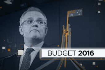 Federal Budget AUS 2016